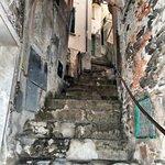 Лестница с улицы