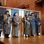 アイヌ民族舞踊ショー