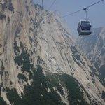 West Peak Cable Car