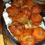 Juicy Cheese Stuffed Tandoor Mushrooms