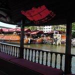 Anatara Riverside - shuttle boat