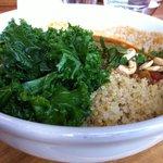 Prasad Kale and Quinoa