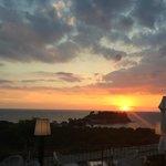 Sunset at Carina