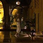 arrivée Hotel Magador kasbah