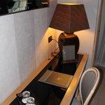 Guest room desk