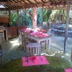 jardim restaurante ora pro nobis