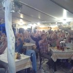 Greek Night at Nikolas Taverna