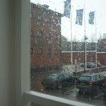 В Хельсинки непогода