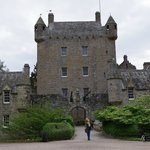 Nice Castle close to Inverness