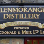 Good Distillery close to Inverness