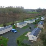 Vie of some of our mobile homes