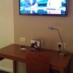 Premier Inn Oldbury - Room view