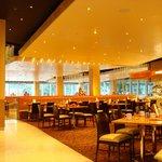 Aria Buffet - Restaurant, Sitzbereich