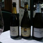 A  recommended selection of 3 Sparkling whites