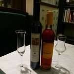 These are the Italian sweet wines: the aftertaste of the Fedardo stays in the mouth for ages