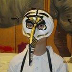 Nolan's mask