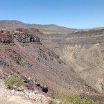 Vista point:  View left