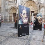 Patio externo da Cathedral de Toledo