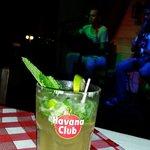 Cuban rum.... Mojito