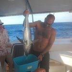 Tuna Fishing and crewman