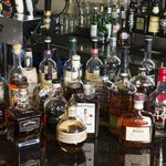 A few of our liquors...