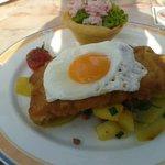 Das Hamburger Schnitzel