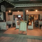 'Sunset' restaurant