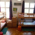 8 bed dormitory