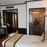 pokój w Hotelu 211