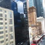 West 57th Street View - Russian Tea Room and Carnegie Hall