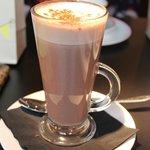 Lush Hot Chocolate!