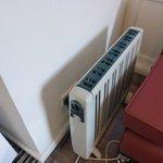 Heater which didn't work