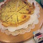 Hotel des Alpes colazione crostata nocciole