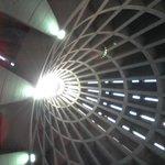 Santuario Madonna delle Lacrime (vista interna) 1