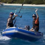 Lessons in the beautiful Eustatia Sound