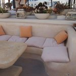 Chillout Lounge mit traumhaftem Ausblick