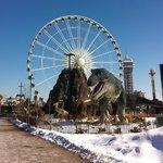 Ferris Wheel Niagara Falls, Canada