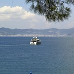 View over Marmaris bay
