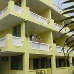 Our Corner Hotel Patio
