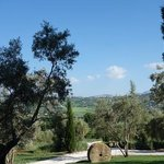 view from Hotel la Fuente de la Higuera