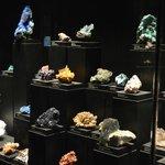 Rock exhibit