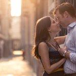 "Lovestory in ""secret"" Venice without tourists"