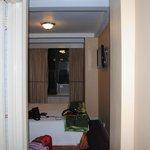 camera vista dalla porta