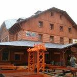 Foto de Stumpovka Mountain Hotel