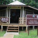 Blue Hole Natioanl Park Visitors Information Centre
