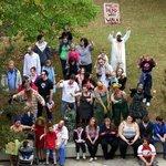 Annual Zombie walk