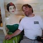 My husband MAY have found him another woman LOL