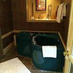 Stockton's Hideaway bathroom