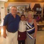 Guadalupe!  a wonderful waitress