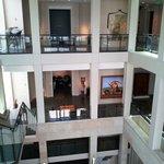 Several Floors of Art